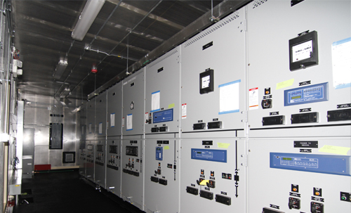 Custom Switchgear and Data Center Enclosures